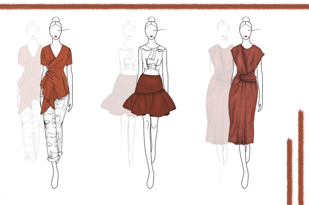 Croqui Fashion
